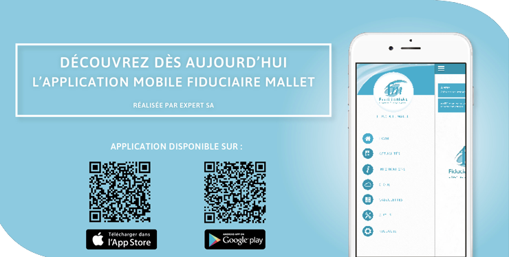 application mobile fiduciaire mallet